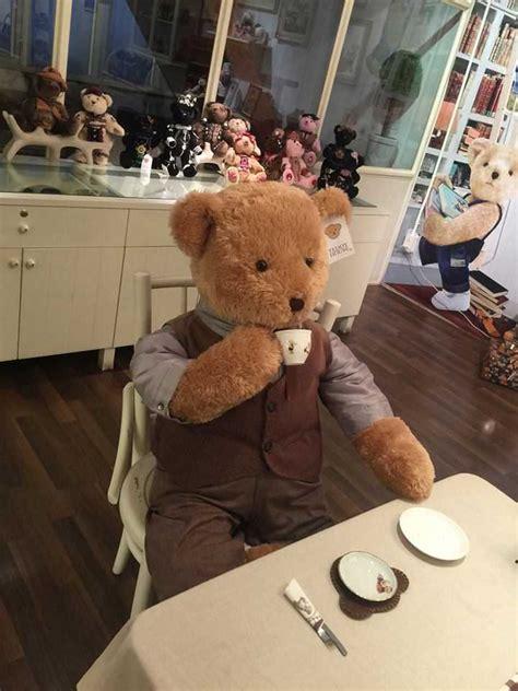 Teddy S Kitchen by ธ รก จร านกาแฟ เอาใจคนร กต กตาหม Teddy House S Kitchen