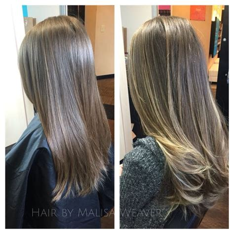 wash hair after balayage highlights pinterest the world s catalog of ideas