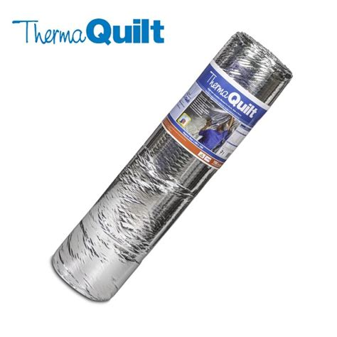thermaquilt foil insulation 1 2m x 10m 9 layer insulation