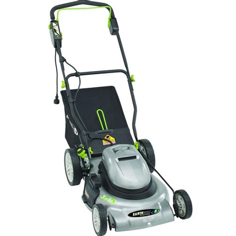 earthwise corded mower corded earthwise mower