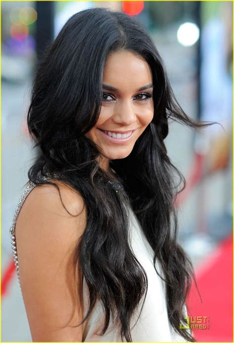 vanessa hudgens dyes her hair red breaking news and vanessa hudgens hair love her natural waves my style