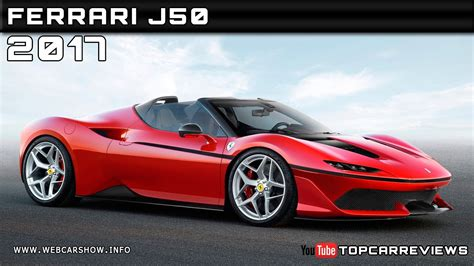 ferrari j50 price 2017 ferrari j50 review rendered price specs release date