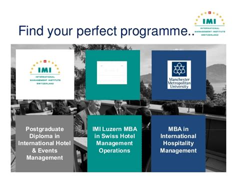 Mba In Hotel Industry by Webinar An Mba In The Hospitality Industry A Necessity