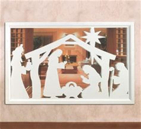 wood nativity pattern free stained glass nativity on pinterest nativity stained