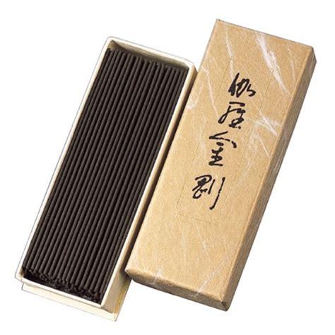 nippon kodo kyara kongo incense selected aloeswood 150 sticks