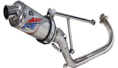 Knalpot Tdr 96 knalpot tdr untuk berbagai merek sepeda motor