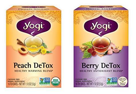 Yogi Berry Detox Review by Top 25 Best Detox Tea Healthy4lifeonline