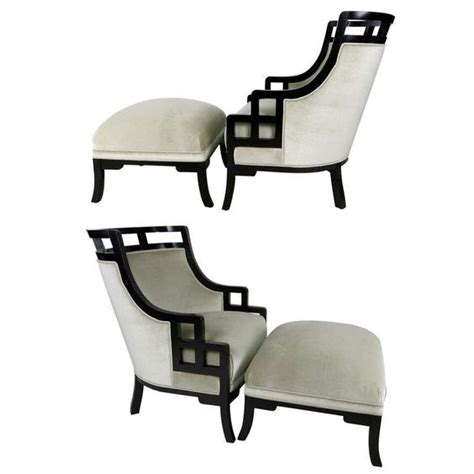 ottoman simpsons quot wallis quot lounge chair and ottoman by spectre