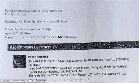 stalkers have qvc host lisa robertson living in fear qvc queen lisa robertson lives in fear after having four