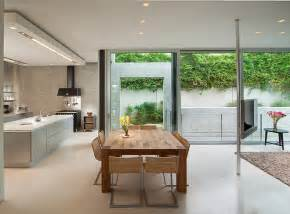 Small Open Kitchen Design - contemporary vs modern style what s the difference