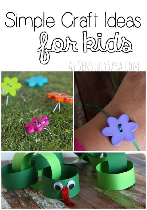 Beautiful Church Activities For Toddlers #5: Simple-Craft-Ideas-for-Kids.jpg