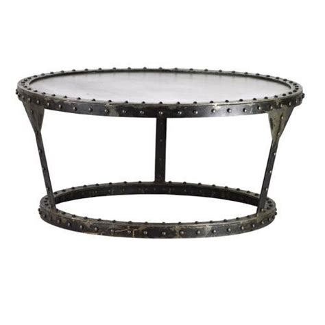 Metal Industrial Coffee Table Industrial Metal Coffee Table