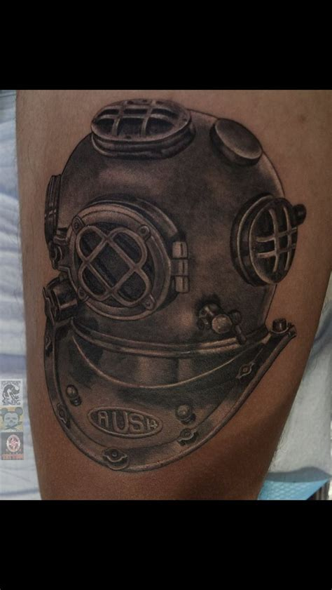 diving helmet tattoo 658 best images about sailor tattoos bydiver969 on