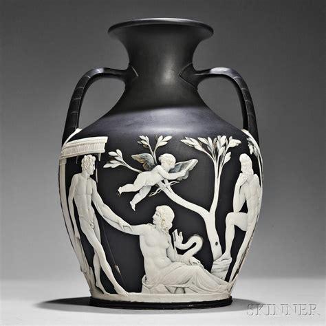 Portland Vase Wedgwood by Wedgwood Numbered Edition Copy Of The Portland Vase