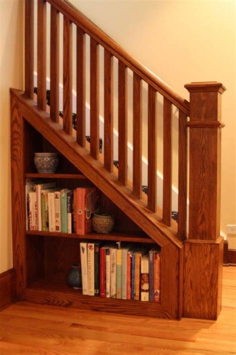 built in bookshelves stairs built in bookshelf the stairs jordain