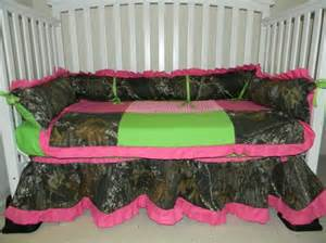 Pink lime green camo bedding crib bedding baby girl lime green