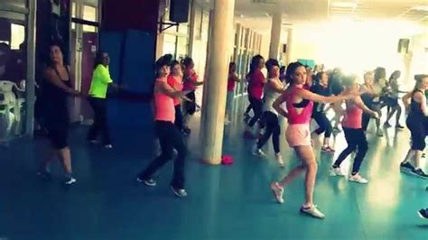 zumba steps bailando bailando enrique iglesias zumba aqa albal youtube