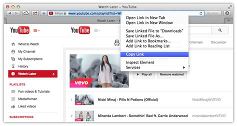 download mp3 from youtube online insert video link url how to download and save all videos from watch later