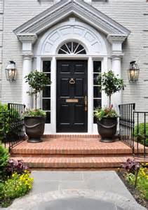 white house front door stylish black front doors change your house s curb appeal