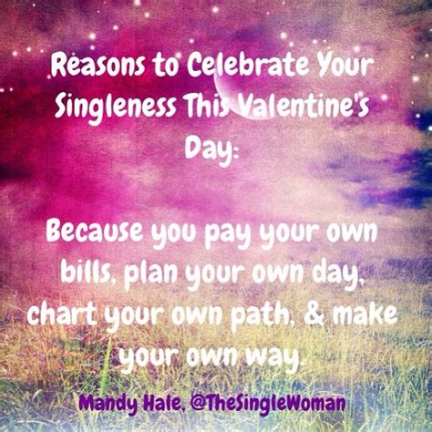 14 reasons to celebrate your singleness this s