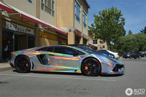 rainbow chrome lamborghini zero 2 turbo