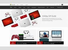 Microsoft Store's 2016 Holiday Gift Guide Now Available ... 2016 Xmas Gift Guide