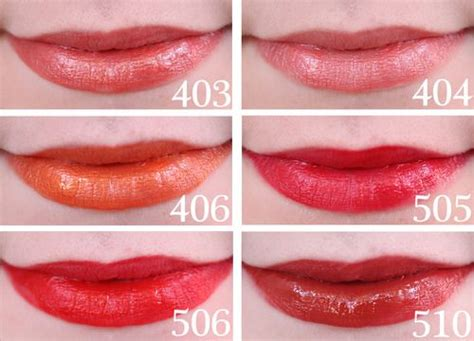 Glam Shine Loreal Harga l oreal infallible 2 step longwear lipstick from left to