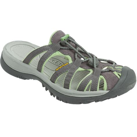 s keen whisper sandals keen whisper slide sandal s backcountry
