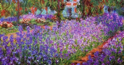 fiori monet perch 232 la pittura impressionista ci d 224 piacere la