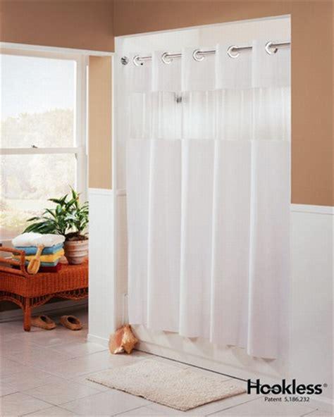 alternative to plastic shower curtain hookless 174 shower curtain hookless shower curtain hotel