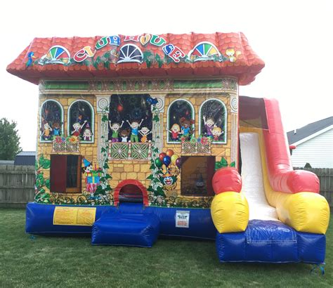 Jumpy Houses by Jumper Rentals Michiana Rentals