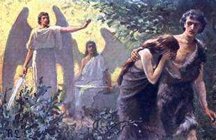 The Fall In The Garden Of Eden - long story short adam and eve disobey god his treasure seekers
