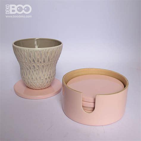 Urban Interior Design by Lacquer Cup Coaster Boodeko