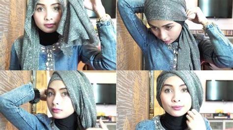 tutorial hijab turban untuk renang tutorial hijab turban untuk wisuda miulan store