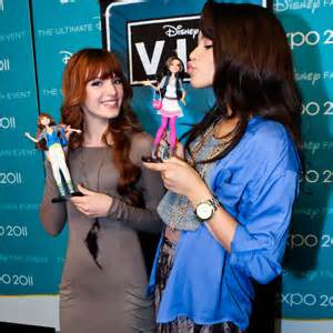 Thorne zendaya coleman with shake it up disney vip dolls teen com