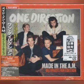 download mp3 full album one direction made in the a m made in the a m japanese ultimate fan edition one