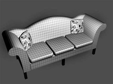home furniture sofa software design model 3ds 3d
