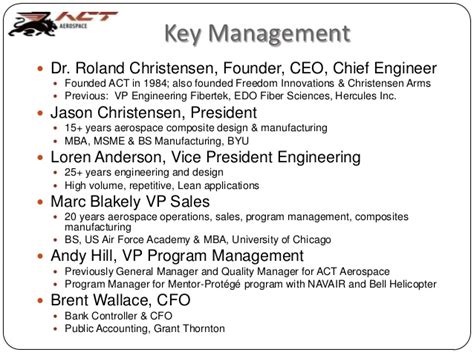 Bs In Aerospace Engineering And Mba by Act Aerospace