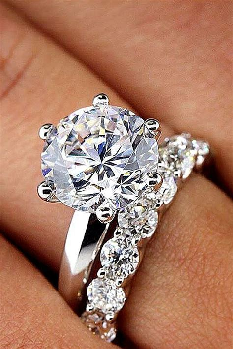 Best Rings by Best Wedding Ring Best 25 Wedding Ring Set Ideas On