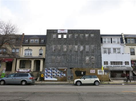 will blighted bacon funeral home property progress
