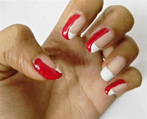 nail art tutorial valentines valentine s day nail art tutorial two designs