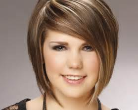layered highlighted hair styles 30 spectacular angled bob hairstyles creativefan