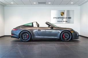 Porsche 911 Targa Sale 2016 Porsche 911 Targa 4 Targa 4 Gts For Sale In Colorado