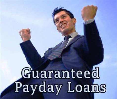 Guaranteed Payday Loans Lenders guaranteed payday loans
