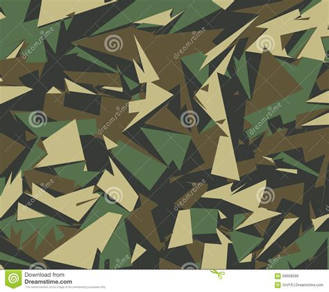 pattern usa army vector abstract military camouflage background stock vector