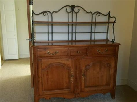 Ethan Allen Bakers Rack French Bakers Rack For Sale Classifieds