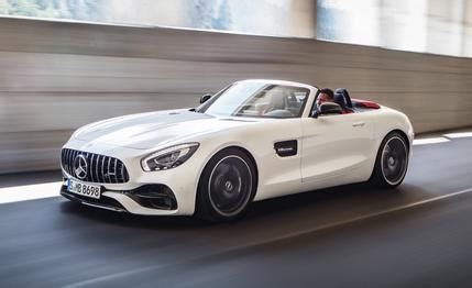 2018 mercedes amg gt / gt c roadster official photos and