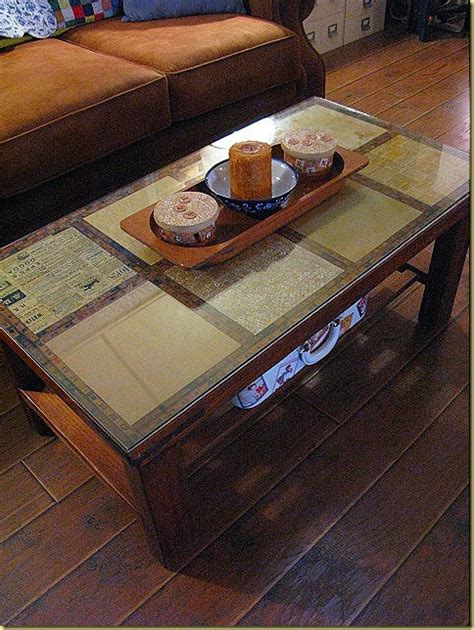 Decoupage Desk Top - best 25 decoupage coffee table ideas on diy