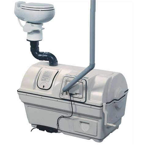 Composting Toilet Home Depot by Sun Mar Centrex 2000 Electric Composting Toilet The Home