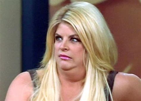does kirstie alley have hair extensions kirstie veggies made me do it ny daily news